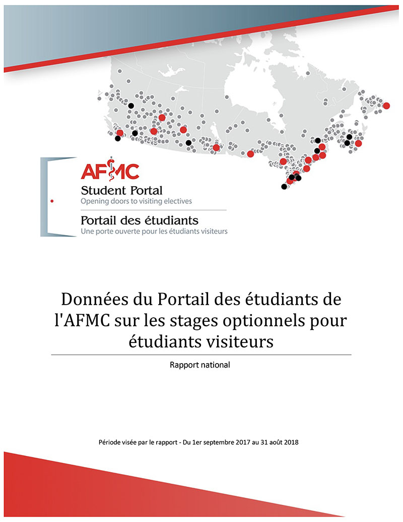Front page capture for Student Portal Visiting Electives