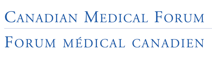 Canadian Medical Forum logo