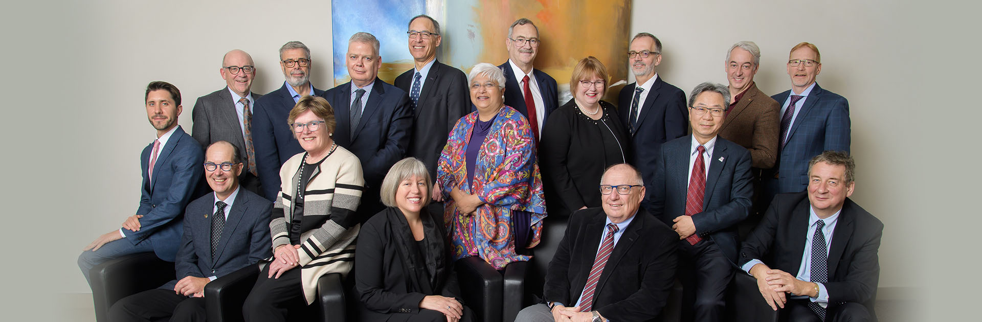 members of the AFMC board